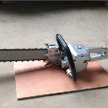 天德立风动切混凝土金刚石链锯SSK-500防爆35公分气动链锯
