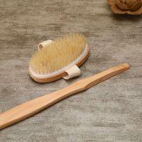 厂家直销健木毛刷木手柄 沐浴刷手柄 各式皮革工具手柄 餐具木手把