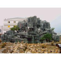 安徽假山设计制作 园林景观石出售 千层石 龟纹石 庭院假山造景