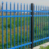 乾祥锌钢喷塑组装式围墙护栏