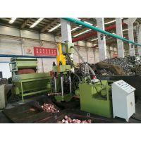 全自动500吨铝屑压块机生产厂家,圣博牌高产量铝屑压饼机