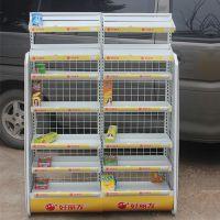 龙圣SP-04超市休闲零售货架产品陈列架食品陈列架定做