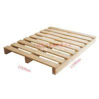 川字型木托盘上海木托盘木栈板木卡板航力托盘