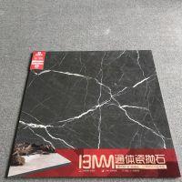 佛山直销80x80通体瓷抛砖 1.3MM超强抗污耐磨地板砖 工程砖