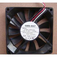 原装NMB 2410SB-05W-S79 24V 0.17A 6cm 3线 变频器风扇现货