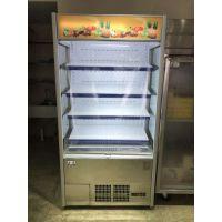 深圳南山生活生鲜超市菠萝保鲜展示柜