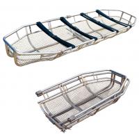 不锈钢吊篮担架/不锈钢篮式担架/直升机吊篮担架/飞机救援担架