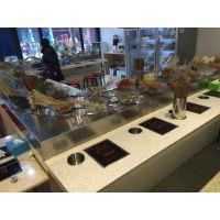 梧州回旋式寿司设备旋转寿司设备厂家销售