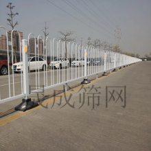 佛山人行道护栏 惠州马路中央隔离京式护栏 江门市政防护栏
