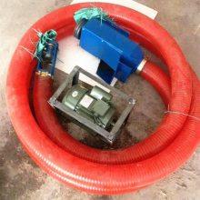 小型软管抽粮机厂家 牛筋软管吸粮机邦腾供应