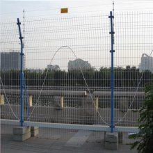 揭阳围墙防护网厂家 集装箱码头金属铁丝网 钢板网围栏网