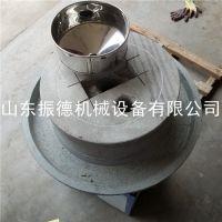 加工石磨香油机 临沂 生产销售 小型石磨豆浆机 振德现货