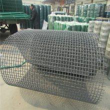 安平轧花网 镀锌轧花网 养猪铁丝网