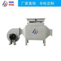 电热设备 电加热大功率风道式空气电加热器 工业风道循环加热设备