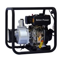 DP80LE贝隆3寸柴油清水泵3寸柴油排灌泵3寸农用水泵3寸柴油水泵