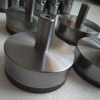 定做非标烧结钻孔器青铜合金开孔砂轮磨头