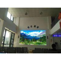 室内全彩led显示屏 创事达直销P2高清led显示屏模组