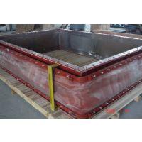 泰拓供应供应DN600非金属烟道补偿器 耐磨橡胶补偿器价格