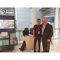 Salesforce Day华为展会eBest移动销售管理软件