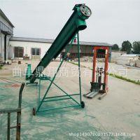 螺旋输送机 饲料专用输送机 玉米大豆等粮食输送设备