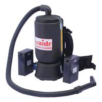 上海有可以背负式电瓶吸尘器 威德尔免维护充电吸尘机WD-6L
