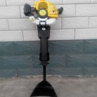 小型汽油链条式果树移栽机 铲式起树机 手提起树机