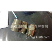 销售各种型号碳钢外牙直通接头,广州市鑫顺管件