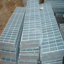 锅炉平台热镀锌钢格板 不锈钢楼梯钢格板厂家 异形沟盖格栅板规格