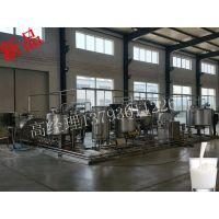 牛奶生产线-小型牛奶生产线厂家