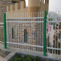 庭院别墅喷塑护栏【小区锌钢护栏】学校厂区结实耐用隔离栏