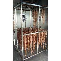 台湾香肠烘干机 腊肠烘干 香肠烘干设备
