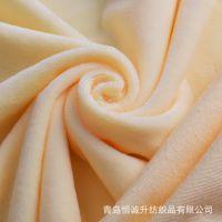厂家直销超柔短绒 水晶超柔短毛绒白色现货 按样定做欢迎咨询