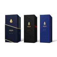 火速包装 男士养生酒 黑枸杞保健酒 创意酒盒 异型酒瓶 免费设计