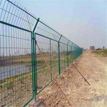 框架护栏网 高速公路防护栏 小区围墙网