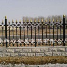 郑州地区 铁艺护栏 铸铁护栏 园林栅栏厂家直供 河南新力设计安装