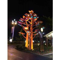 雕塑景观灯制作