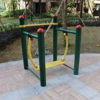 增城市室外健身设备可共享 114管拉力器价格 锻炼设备生产