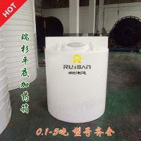 淮安优质PE加药箱 2000L加厚搅拌桶 2吨防腐溶药箱 计量箱