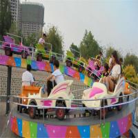 郑州格林游乐设备专业生产刺激好玩的迷你穿梭