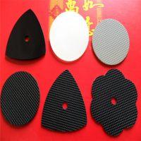 深圳6*5mm网格硅胶脚垫 ROHS认证硅胶网格脚垫