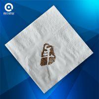 23*23cm双层 正方形餐巾纸 原生木浆 不掉纸屑不易湿水