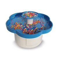 嘿宝贝儿童益智玩具DIY太空沙桌游乐场幼儿园玩具展示柜积木学习桌子手工坊加盟厂家直销