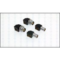 M12设备电路板迷你插座 PCB电源封装接插件 电源印制板焊接连接器