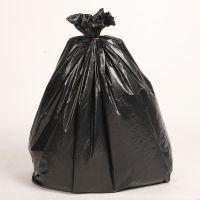 福洪塑料平口垃圾袋 塑料袋黑色 加厚酒店大垃圾袋黑色 多规格垃圾袋批发