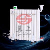 冀上钢制加水电暖器 加水电暖气 遥控智能电取暖气