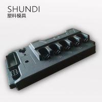 20年专业塑料模具厂 供应出口汽车配件控制器上盖 模具开模产品加工与一体