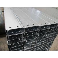现货供应 安钢Q235黑料C型钢(可镀锌)8#-25# 规格齐全 欢迎来电洽谈