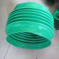 加工定制 数控机床丝杠防护罩 圆筒式防护罩 苏州伸缩式圆形保护套