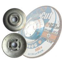 供应切割片支撑背盘 ABRA BETA125*0.9*22.23 A46S 安全背盘 磨盘支撑用背盘