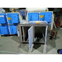 烤漆房活性炭环保吸附箱废气处理设备漆雾净化设备活性炭环保箱